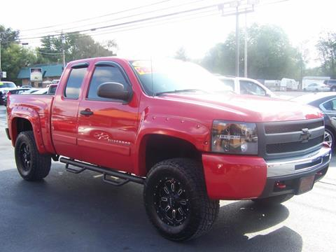 2008 Chevrolet Silverado 1500 for sale in Blountville, TN