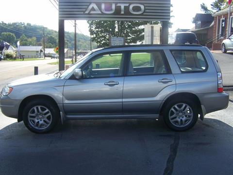 2007 Subaru Forester for sale in Blountville, TN