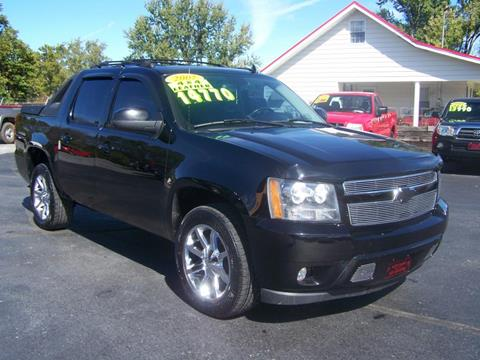 2007 Chevrolet Avalanche for sale in Blountville, TN