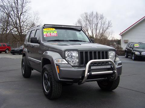 2012 Jeep Liberty for sale in Blountville, TN