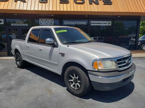 2002 Ford F-150 for sale in Blountville, TN