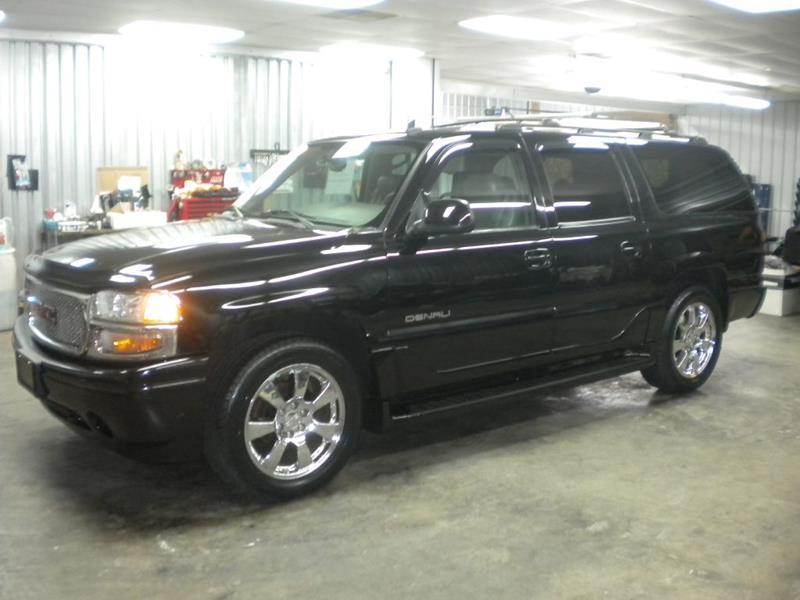 2006 GMC Yukon XL for sale at Houser & Son Auto Sales in Blountville TN