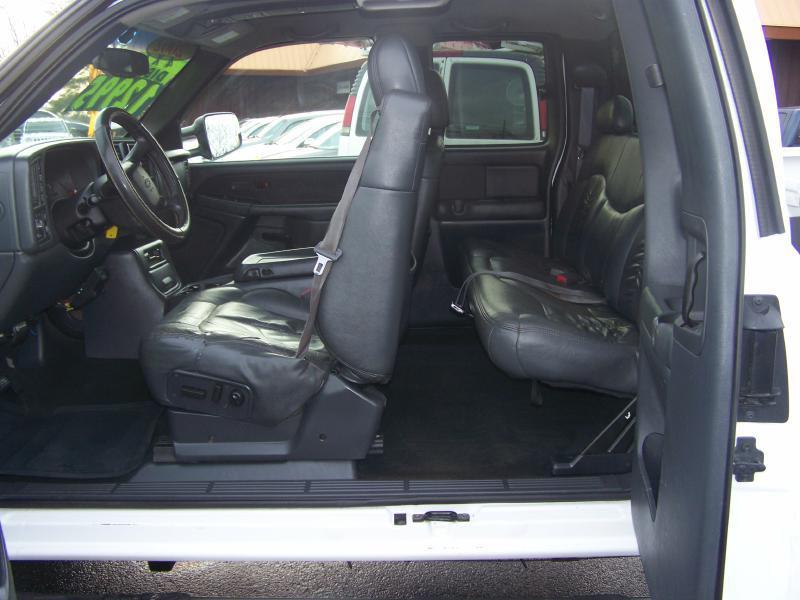 2002 Chevrolet Silverado 2500HD  HEAVY DUTY - Blountville TN