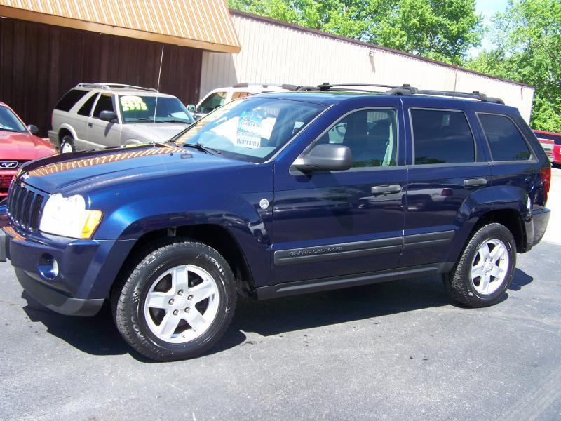 2005 Jeep Grand Cherokee 4dr Laredo 4WD SUV - Blountville TN