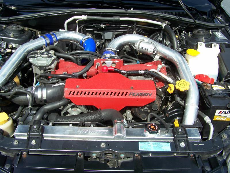 2005 Subaru Impreza AWD WRX STI 4dr Sedan - Blountville TN