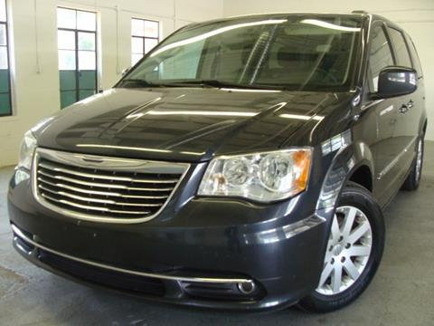 2014 Chrysler Town and Country for sale in Haltom City, TX