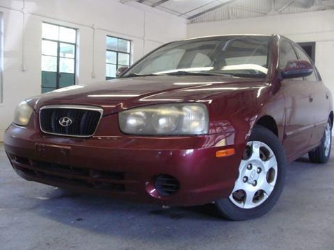 2001 Hyundai Elantra for sale in Haltom City, TX