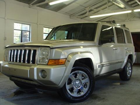 2007 Jeep Commander for sale in Haltom City, TX