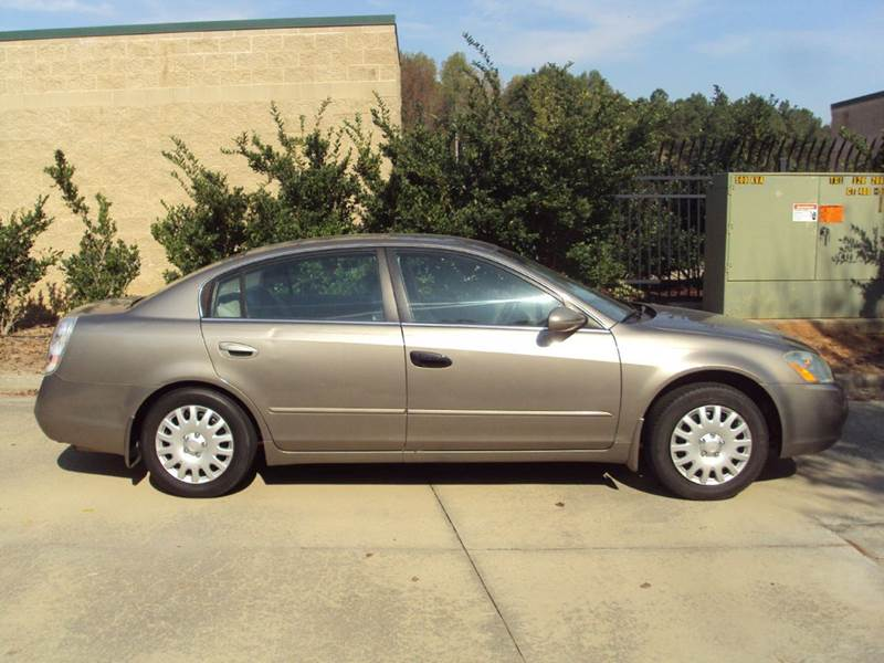 2003 Nissan Altima 2.5 4dr Sedan   Wake Forest NC