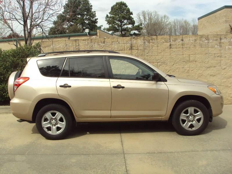 2011 Toyota RAV4 4dr SUV   Wake Forest NC