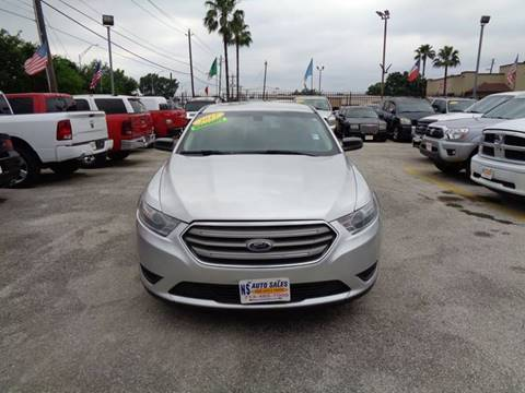 2017 Ford Taurus for sale in Houston, TX