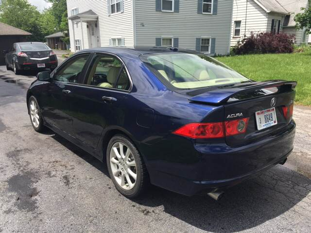 2006 Acura TSX 4dr Sedan 5A w/Navi - Youngstown OH