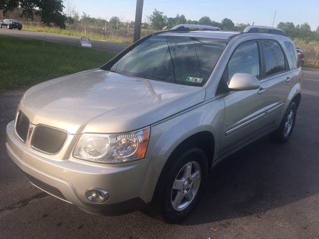2007 Pontiac Torrent AWD 4dr SUV - Youngstown OH