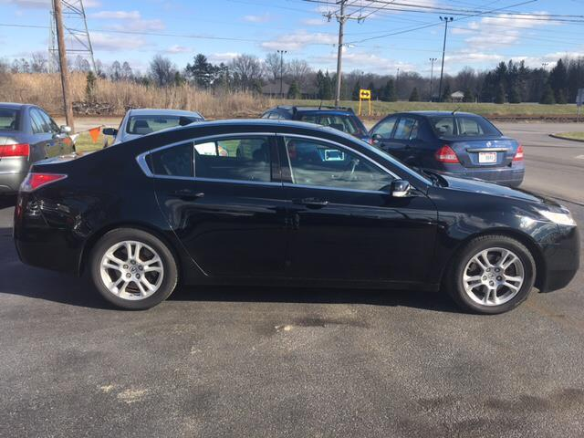 2009 Acura TL 4dr Sedan - Youngstown OH