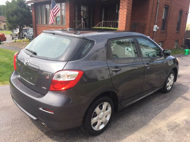 2009 Toyota Matrix AWD S 4dr Wagon 4A - Youngstown OH