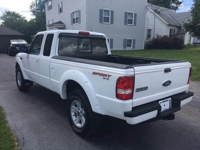 2006 Ford Ranger SPORT 4dr SuperCab 4WD SB - Youngstown OH
