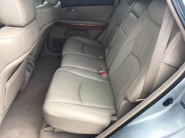 2007 Lexus RX 350 AWD 4dr SUV - Youngstown OH