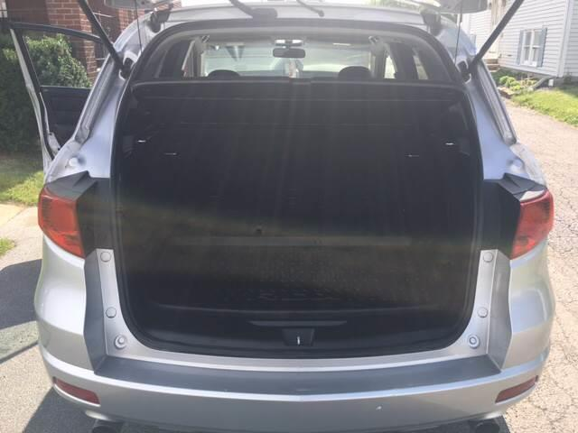 2007 Acura RDX SH-AWD 4dr SUV - Youngstown OH