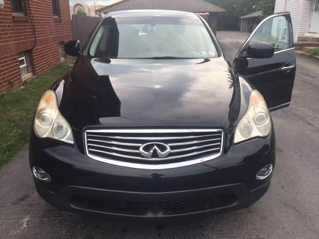 2008 Infiniti EX35 AWD Journey 4dr Crossover - Youngstown OH