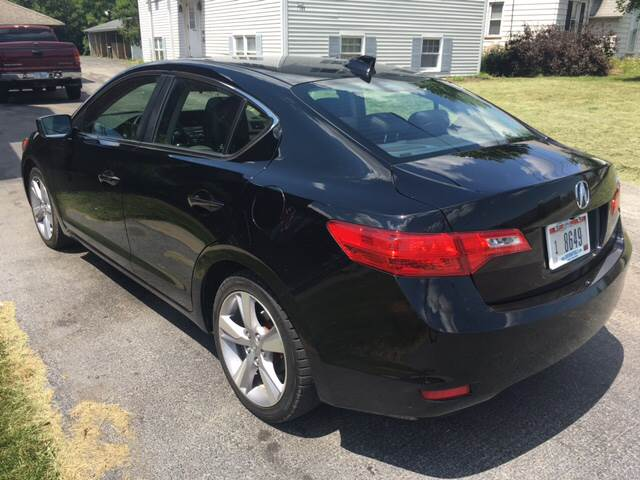 2014 Acura ILX 2.0L 4dr Sedan - Youngstown OH
