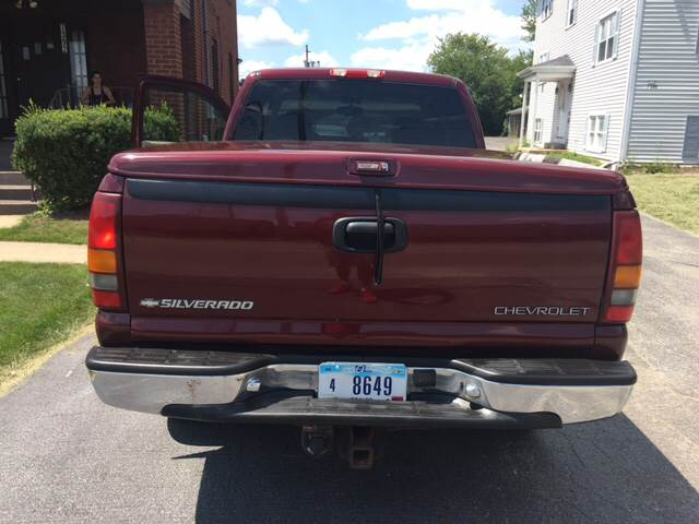 2002 Chevrolet Silverado 1500 4dr Extended Cab LT 4WD SB - Youngstown OH