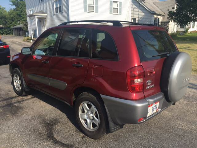 2005 Toyota RAV4 AWD 4dr SUV - Youngstown OH