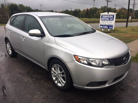 2011 Kia Forte5 for sale in Youngstown, OH