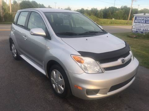 2006 Scion xA for sale in Youngstown, OH