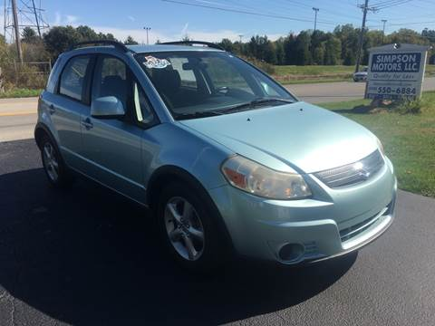 2009 Suzuki SX4 Crossover for sale in Youngstown, OH