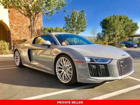 2017 Audi R8 for sale at SIMPSON MOTORS in Youngstown OH