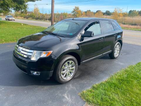 2007 Ford Edge for sale at SIMPSON MOTORS in Youngstown OH