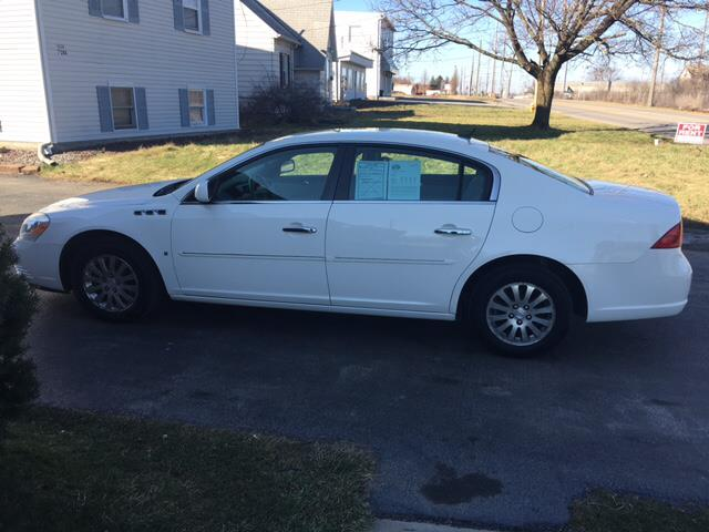 2008 Buick Lucerne CX 4dr Sedan - Youngstown OH