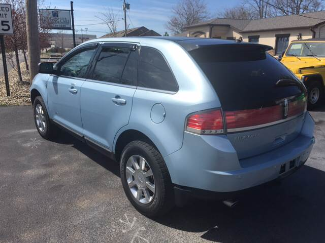 2008 Lincoln MKX AWD 4dr SUV - Youngstown OH