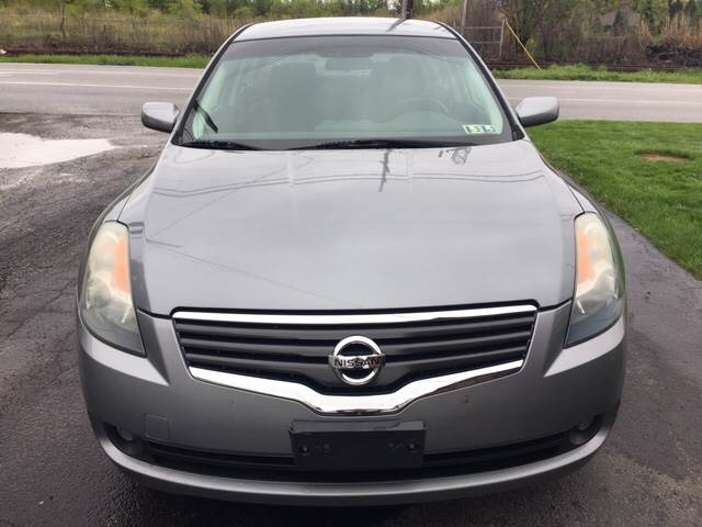 2008 Nissan Altima 2.5 S 4dr Sedan CVT - Youngstown OH
