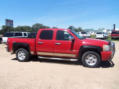 2007 Chevrolet Silverado 1500 for sale in Platte, SD