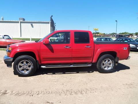 2012 Chevrolet Colorado for sale in Platte, SD