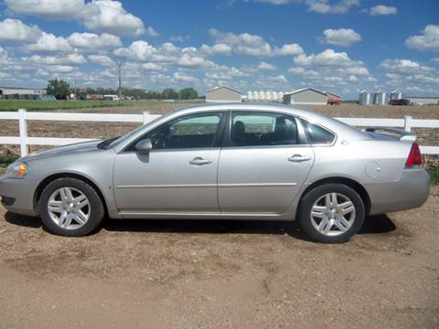 2007 Chevrolet Impala for sale in Platte, SD