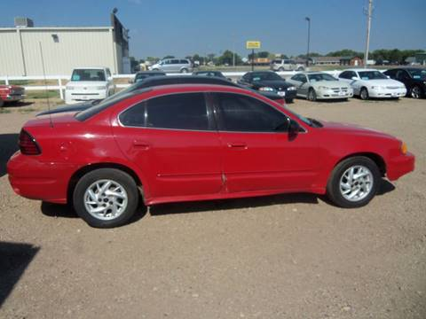 2003 Pontiac Grand Am for sale in Platte, SD