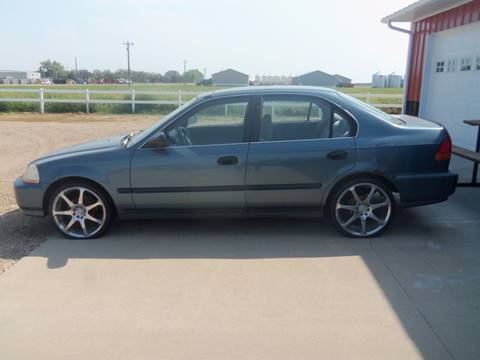 1997 Honda Civic for sale in Platte, SD