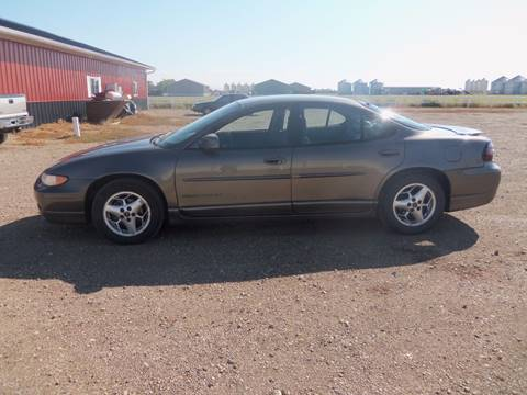 2002 Pontiac Grand Prix for sale in Platte, SD