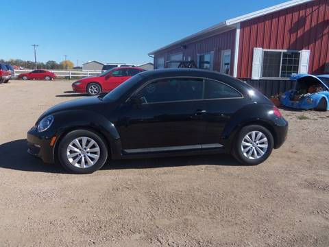2014 Volkswagen Beetle for sale in Platte, SD