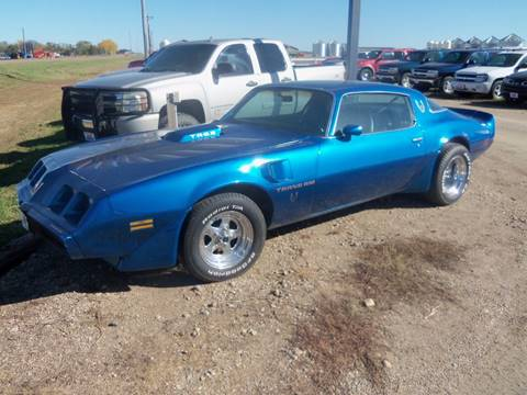1979 Pontiac Firebird Trans Am for sale in Platte, SD