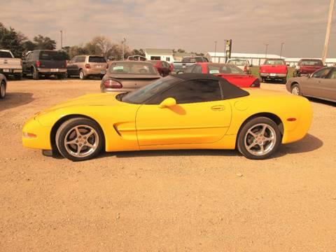 2002 Chevrolet Corvette for sale in Platte, SD