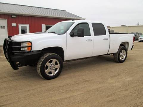 2011 GMC Sierra 2500HD for sale in Platte, SD