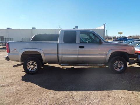 2004 Chevrolet Silverado 2500HD for sale in Platte, SD