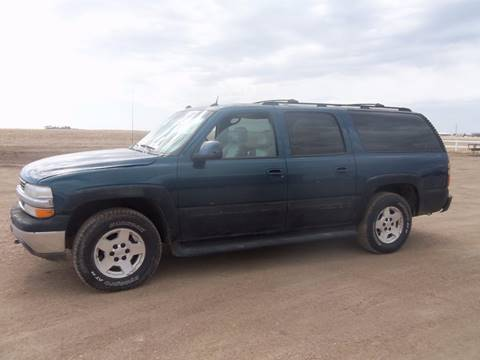 2005 Chevrolet Suburban for sale in Platte, SD