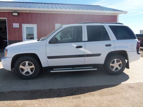2005 Chevrolet TrailBlazer for sale in Platte, SD