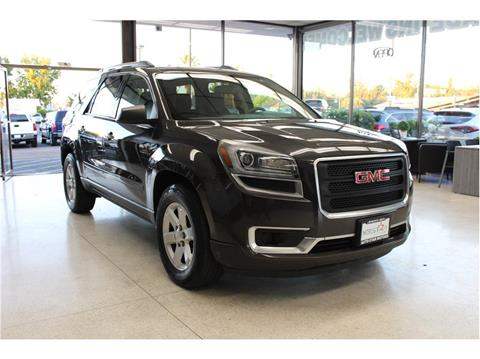 2014 GMC Acadia for sale in Sacramento, CA
