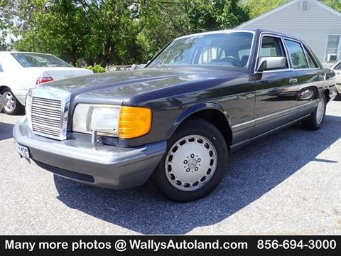 1990 Mercedes-Benz 420-Class for sale in Franklinville, NJ