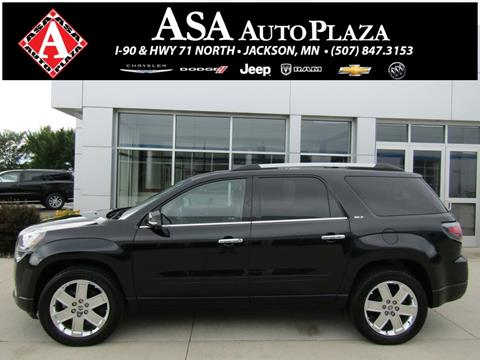 2017 GMC Acadia Limited for sale in Jackson, MN